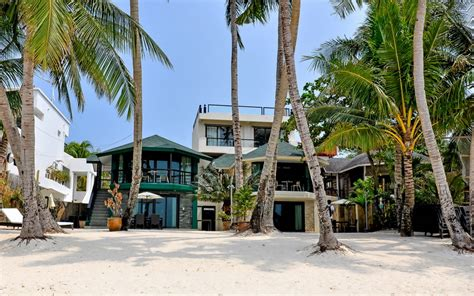 Beach House M Boracay Discount Hotels Free Airport Pickup Boracay Houses