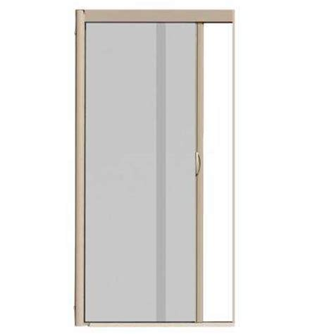 sliding aluminum screen doors doors the home depot