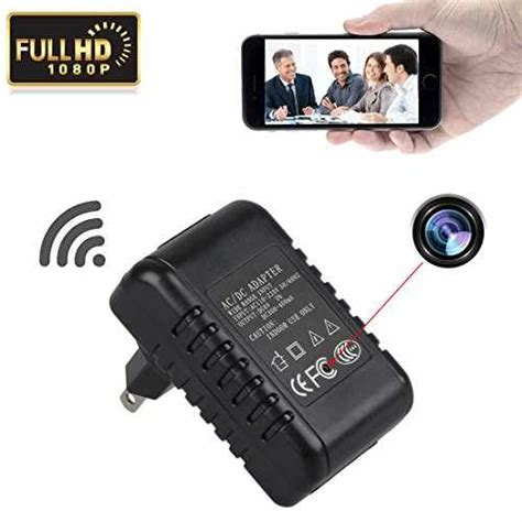 Model Power Adapter Hd Wifi Ip gzdl hd 1080p p2p wifi adapter wall ac charger ip recorder