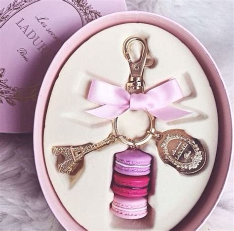 Laduree Sucre Macaron Bag Charm 1 laduree bag charm waiting for mine to arrive bought in totally in with prox compras