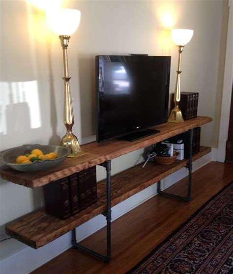 Plumbing Pipe Tv Stand by Steam Shelves Homestyle Diy Tv Pipe Furniture
