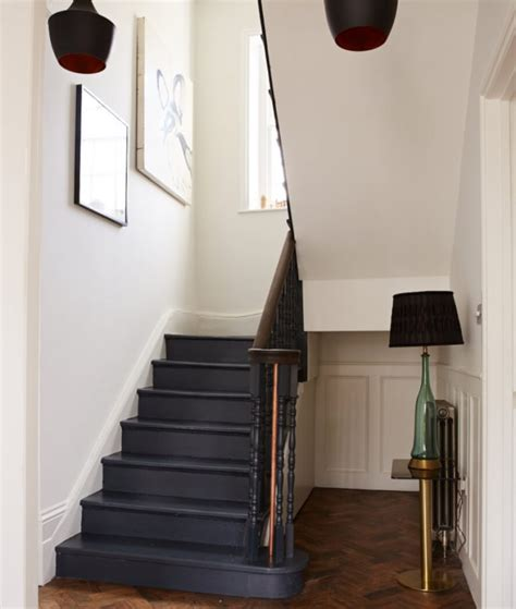 interior wall paint ideas for stairways 19 painted staircase ideas for your home decor inspiration