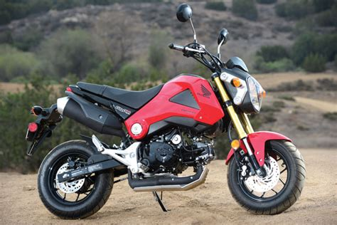honda grom road tires honda grom dirt bike magazine