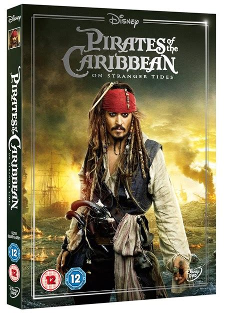 Dvd Of The Caribbean 4 On Tides of the caribbean on tides dvd zoom co uk
