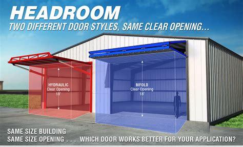 Overhead Bifold Shop Doors Pilotproject Org Shop Overhead Doors