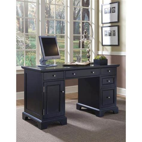 bedford pedestal desk home styles furniture writing desks