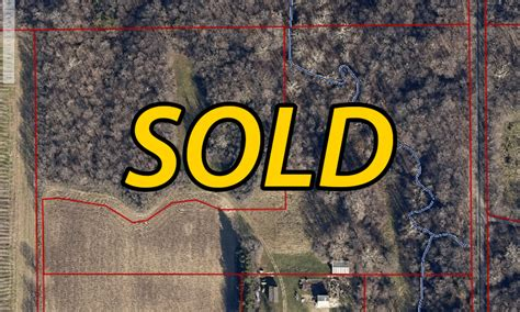 Tippecanoe County Property Sales Records 10 Acre Wooded Property For Sale Lafayette Indiana