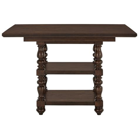City Furniture Dining Table City Furniture Tone High Dining Table