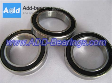 Nsk 6809 Atau 6809 Groove Bearing 6809 2rs 6809 2rs lager