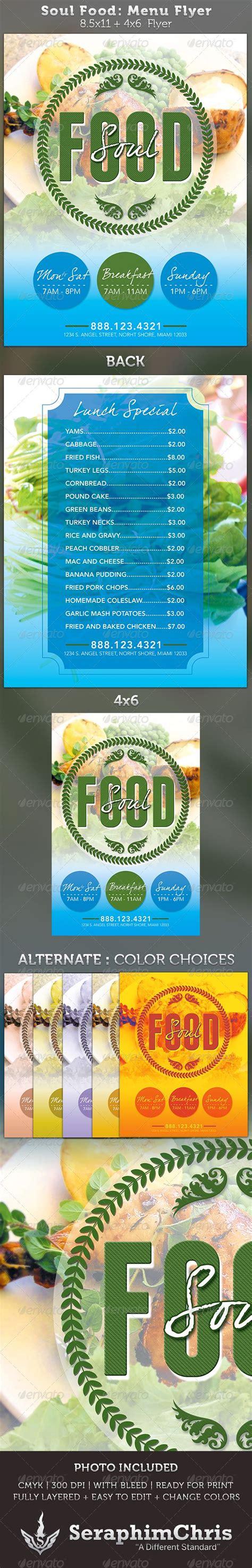 menu poster template 60 premium restaurant menu templates dzineflip