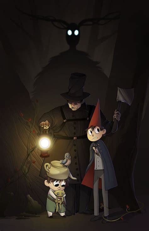 54 Best Images About Over The Garden Wall On Pinterest The Garden Wall Network