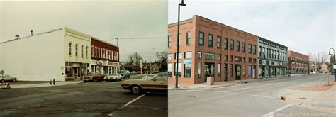 Post Office Eau Wi by Past Present Photos Of Eau Wisconsin By Dewitz