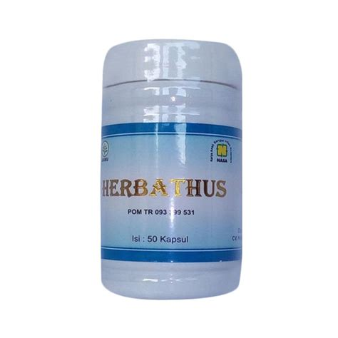 Herbathus Obat Herbal Asam Urat Toko Nasa jual nasa herbathus jamu herbal alami untuk asam urat 50 kapsul harga kualitas