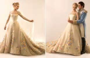 cinderella wedding dress surlalune tales so i saw disney s cinderella 2015