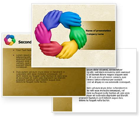 diversity powerpoint templates free peoples diversity powerpoint template poweredtemplate