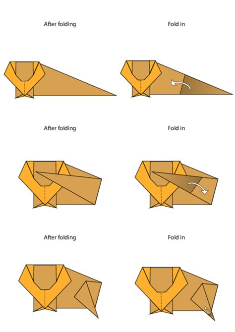 Easy Origami Pdf - easy origami kidspressmagazine