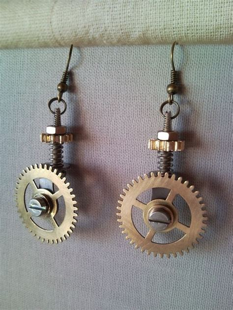 diy upcycled earring ideas recycled things