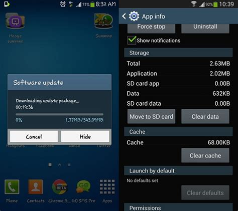 how to upgrade samsung galaxy s vibrant to android 22 owners of galaxy s4 will get an update to fix issues