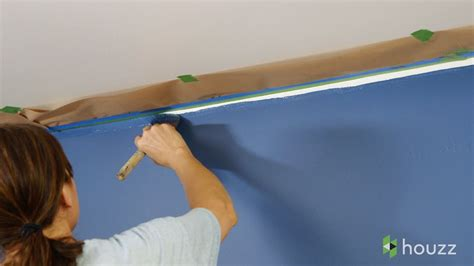 paint walls faster by starting on the left if you re right how to paint a wall faster doovi