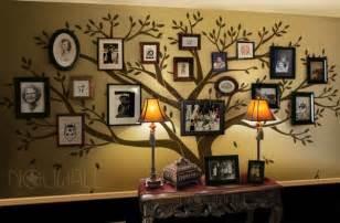 Family Tree Wall Stickers Wall Decal Tree Wall Decals Family Tree Wall Decal By Nouwall