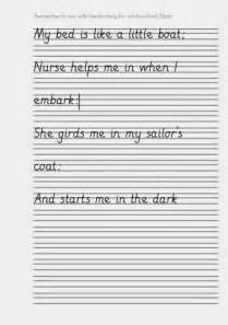 Lined Paper For Writing Practice Handwriting Practice Paper Hand Writing