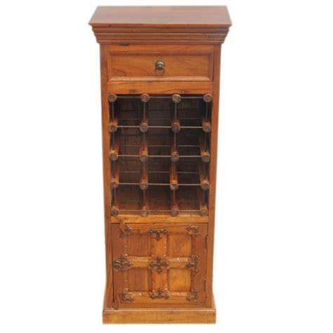 metal work cabinets contemporary metal work chocolate brown cabinet wine rack c