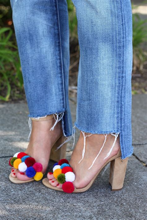 diy booties top 10 diy pretty projects with pom poms top inspired