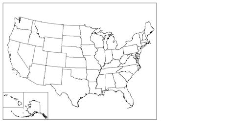 printable blank us map pdf the gallery for gt us map blank pdf
