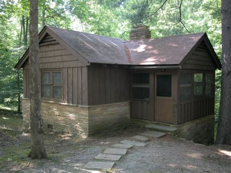 Cumberland Mountain State Park Cabins by Cabins
