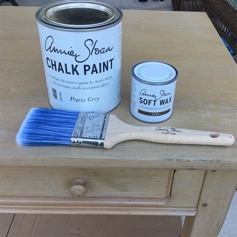 chalk paint steps 5 easy steps to chalk paint furniture