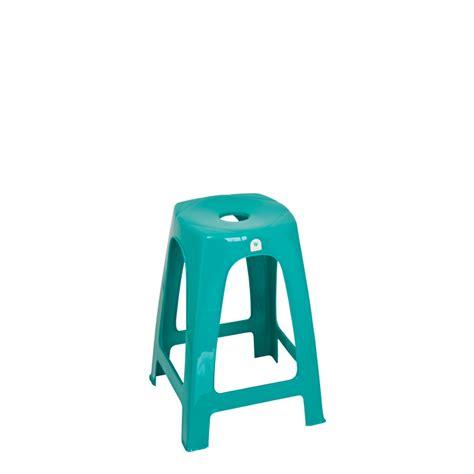 Kursi Plastik Leaf bangku plastik tanpa sandaran rajaplastik