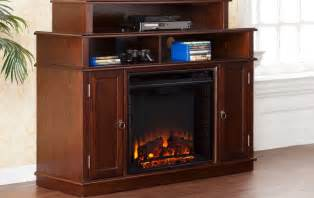 fireplace design electric hearth stand