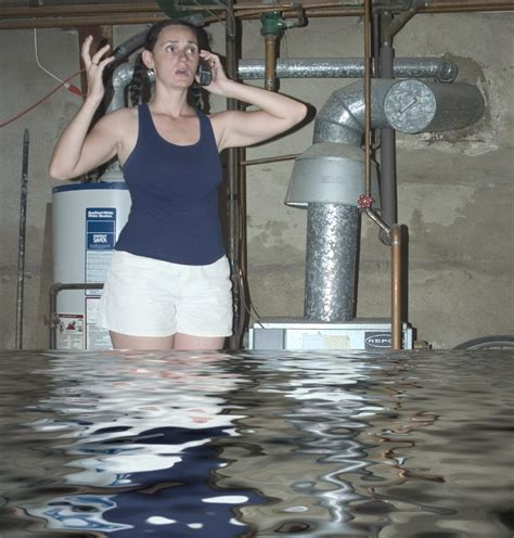 what to do if your basement floods halt borrowing defend against crisis basement flooding