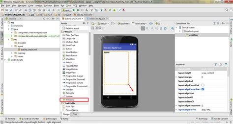 aplikasi untuk membuat file xml cara membuat aplikasi android webview menggunakan android