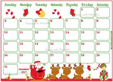 printable calendar christmas 2017 sale 50 off printable calendar december 2017 december