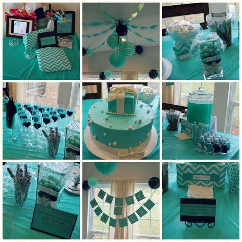 tiffany themed birthday party tiffany and co birthday party tiffany party pinterest