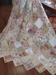 25 best ideas about shabby chic quilts on rag
