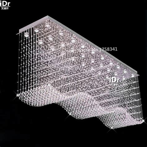 aliexpress rupiah free shipping rectangular crystal l bedroom l hall