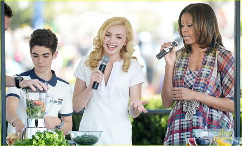 debby ryan s house debby ryan white house easter egg roll with jessie cast photo 666214 photo