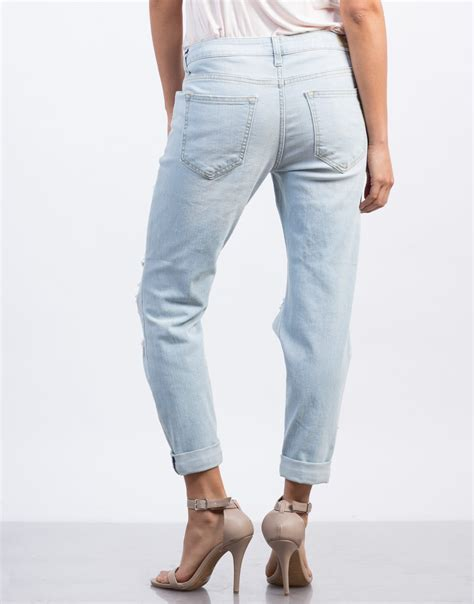 super light wash jeans super light wash boyfriend jeans light blue denim