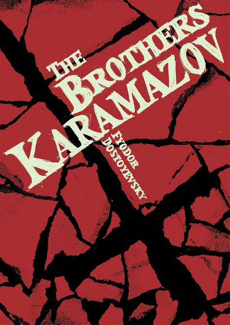 the brothers karamazov books quot the brothers karamazov quot book cover shane wieser