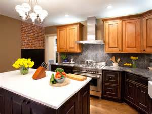 inspired exles of granite kitchen countertops hgtv
