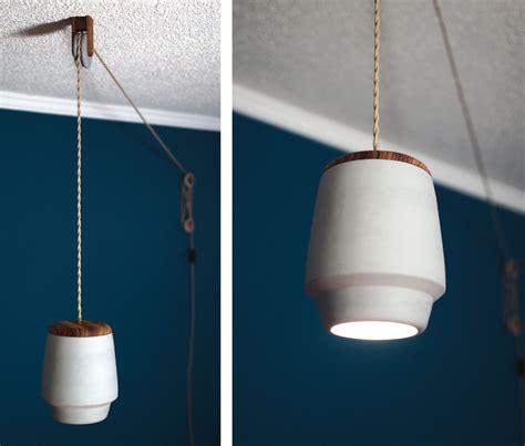pulley pendant lighting pulley pendant light artcraft lighting cl1380ob maison