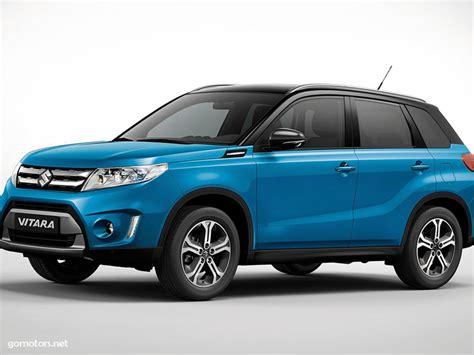 Suzuki Vitara Specifications Suzuki Vitara 2015