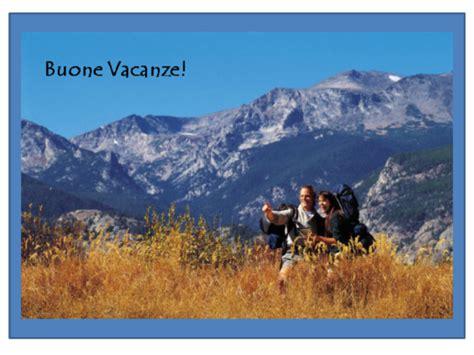 vacanze montagna cartolina vacanze montagna