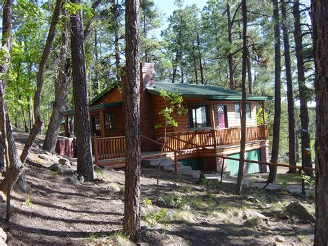 Cabins For Rent In Pinetop Az by Cabin 1 Fishing Cabin Rental White Mountain Cabin