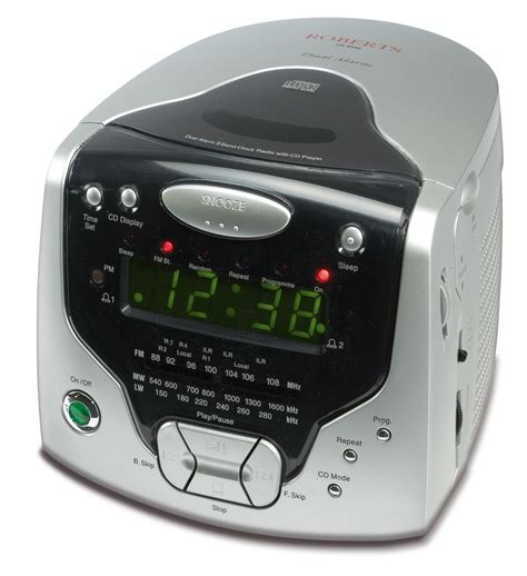 cr9986 dual alarm clock radio with cd player ge bright electrical tenbury