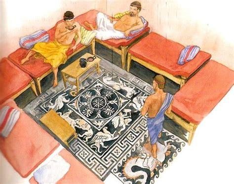 banchetti romani pescara a tavola con gli antichi romani
