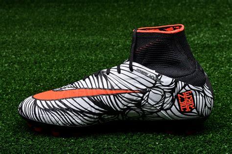 nike hypervenom phantom ii neymar fg shoes soccer sil lt