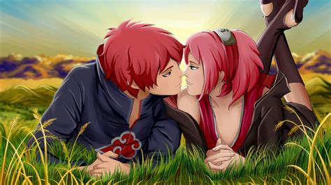 anime couple image cartoon love images and wallpaper